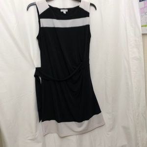 New York & Company black and white dress XL